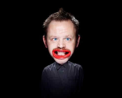 Movember Portraits 2014 - Marketing Image